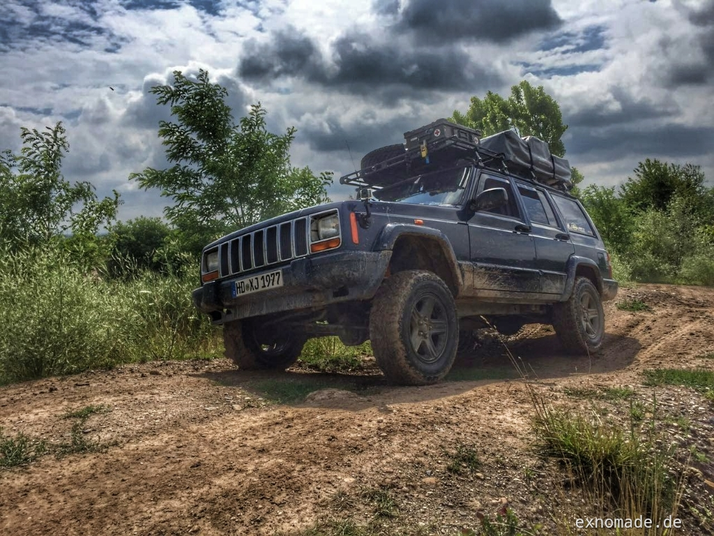exnomade´s  offroad blog